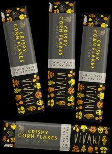 Crispy Corn Flakes Riegel